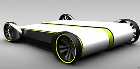Enyoii electric concept car
