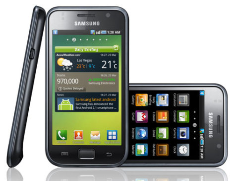 Samsung Galaxy S Is The First DivX HD Certified Android Device