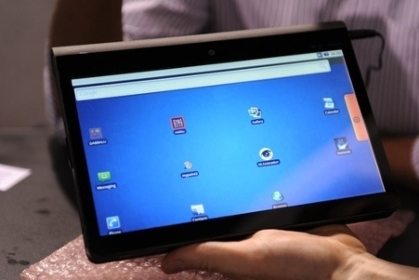 Post thumbnail of Notion Ink's Adam Tablet – Teaser Trailer