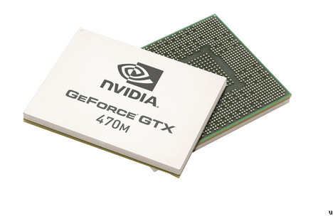 NVIDIA GeForce 400M Series Launched