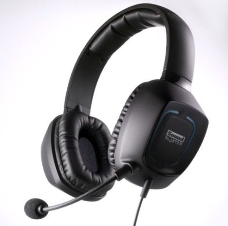Creative annonce ses casques audio gamer Tactic 3D Series