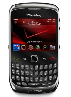 BlackBerry Curve 3G 9330 Goes Official On Verizon