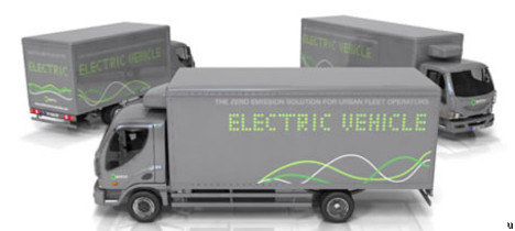 Smith Electric unveils new electric truck prototypes