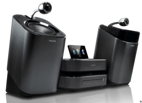 Philips MCi900 and MCD900 hi-fi audio systems