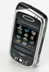 Mio GPS smart phone