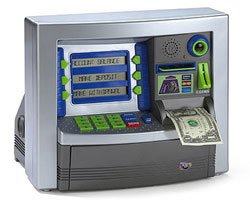 ATM Bank for kids
