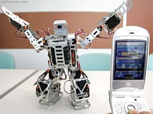 Le Robot controlable par Bluetooth