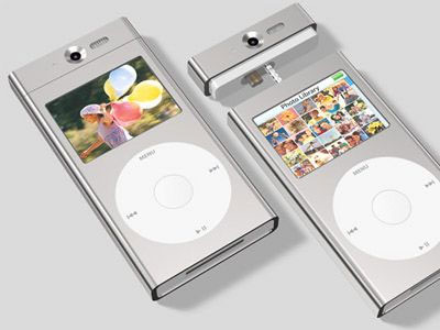 iPod Mini Photo concept