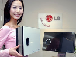 LG AN110 video projector