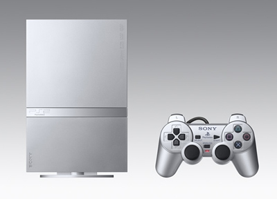 The PS2 strikes back...in Satin Silver
