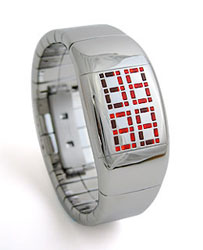 Limited Starck LED Watch