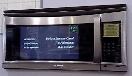Whirlpool LCD TV and Microwave