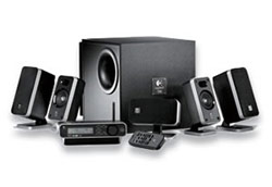 Logitech Z-5450 5.31 Digital Sound System